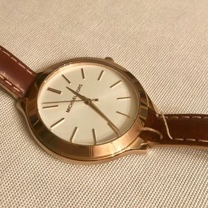 Michael Kors Slim Runway Watch MK-2284